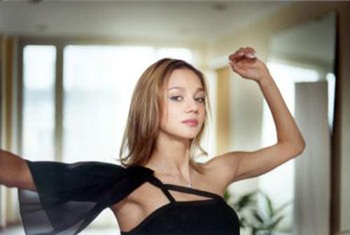 俄罗斯艺术体操美女俄罗斯清纯美女伊琳娜俄罗斯体