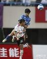 图文:[中超]辽宁0-0天津泰达 于汉超防守
