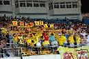 图文:[中超]厦门蓝狮VS上海 厦门球迷助威团