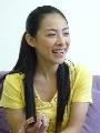 图文:中国体操美女刘璇 素面朝天别有一番风味