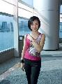 图文:中国体操美女刘璇 清纯美人处处皆风景