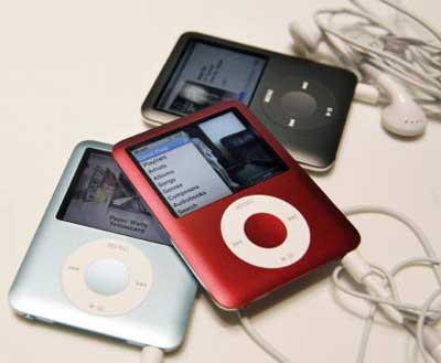 苹果新iPod Nano 9月5日在加州旧金山亮相。