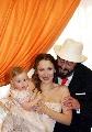 图:男高音歌唱家帕瓦罗蒂与妻子甜蜜照 - 2