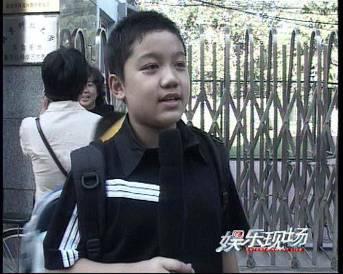 扮演者 大陆 演员 预告 尤浩然 小雨 回校 上学 《家有儿女》/小雨的扮演者尤浩然