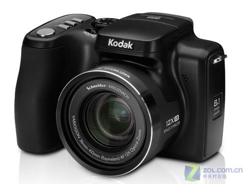 柯达推出最新款 支持高清摄影数码相机