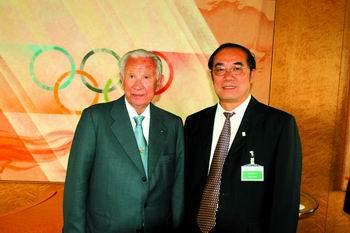 奥组委文化活动部部长赵东鸣:奥运文化活动不搞形式主义