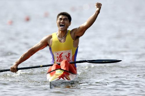 图文:并列皮划艇v图文赛况成绩相同一新第水运网球王子同人图片