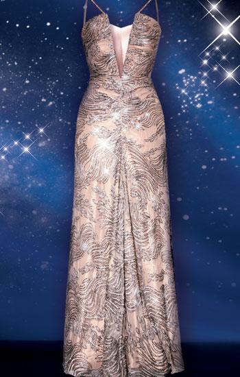 Giorgio Armani高级礼服裙