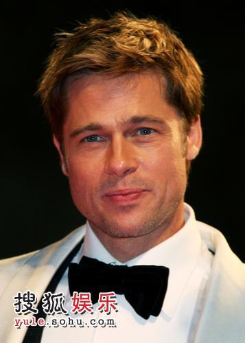 布拉德皮特凭《刺杀神枪侠》获得最佳演员奖,但两人均缺席颁奖典礼。