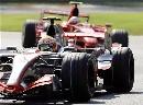 图文:[F1]意大利站正赛 汉密尔顿领先对手