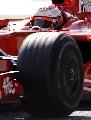 图文:[F1]意大利站正赛 莱科宁全速行进