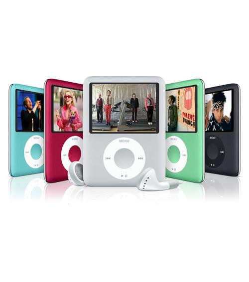 苹果四大系列iPod多图