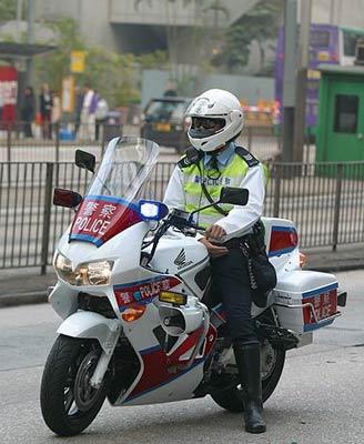 香港警察(资料图)