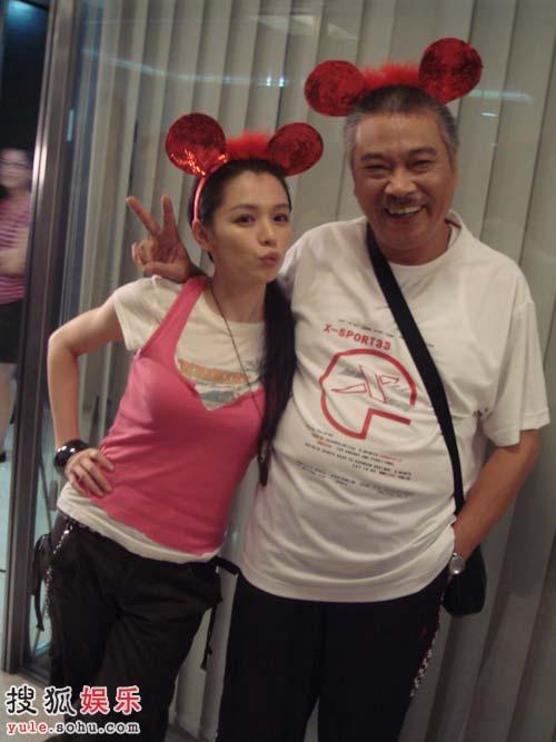 徐若瑄和达哥