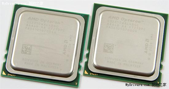 AMD巴塞罗那处理器首发评测集锦