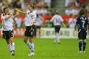 图文:[女足]世界杯揭幕战 德球员欢庆胜利