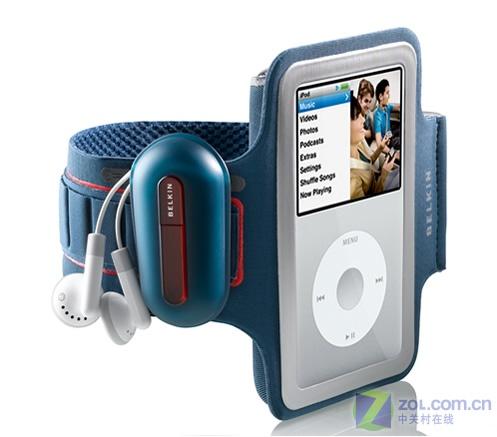 世界首款iPod Touch臂带亮相 售20美元