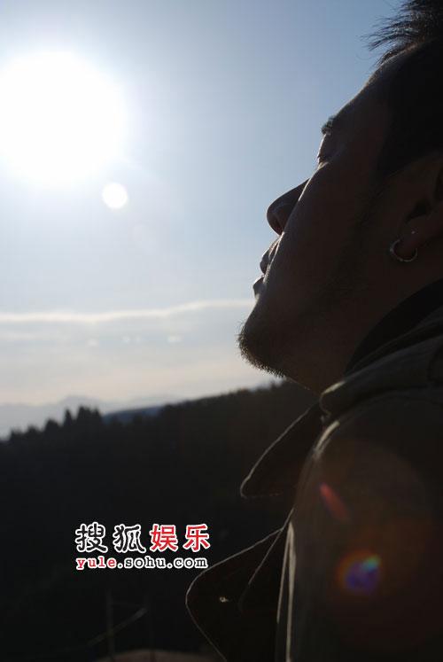 图:杨坤新专辑写真--4