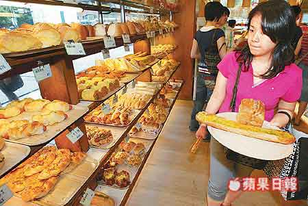 面包味太香也会被罚(图:台湾《苹果日报》)