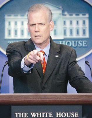 白宫前发言人斯诺
