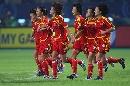 图文:[世界杯]中国3-2丹麦 最应该感谢球迷
