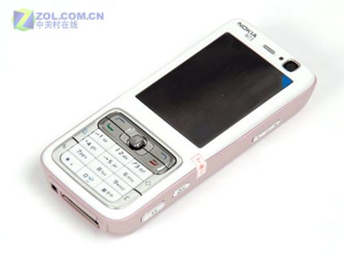 粉嫩诱惑 诺基亚N73特别版跌至冰点价位