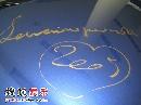 图:帕瓦罗蒂北京演唱会图片 帕瓦罗蒂亲笔签名