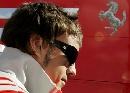 图文:[F1]比利时大奖赛赛前 阿隆索与小跃马