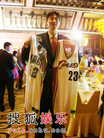 男篮前国手宋涛12万标中NBA中国赛礼包