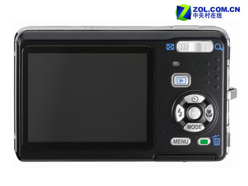 7倍光变ISO3200 800万像素宾得Z10发布