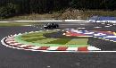 图文:[F1]斯帕赛道公共汽车弯经过了改建