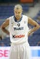 图文:法国不敌斯洛文尼亚 帕克在比赛中