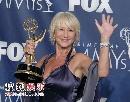 图:海伦米伦获颁迷你剧或电影类最佳女主角奖5