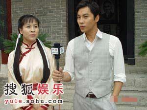 谭耀文采访老师
