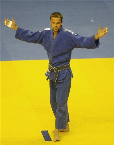 图文:柔道世锦赛第四日 男子60公斤以下级冠军