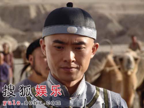 大清徽商剧照