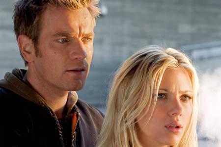 2005年6月30日,洛山矶,电影《逃出克隆岛》(The Island)剧照