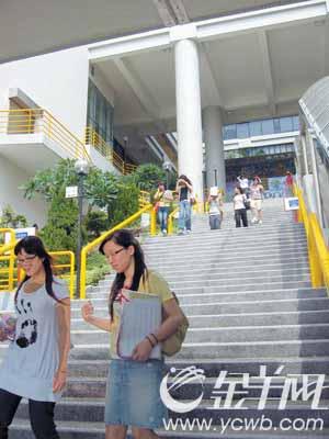 澳门科技大学吸引了众多内地学生