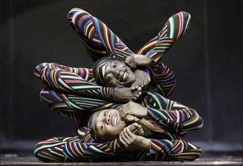 非洲柔术表演叹为观止 搜狐