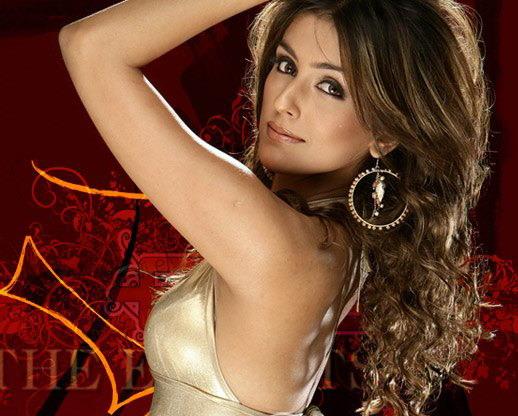丰满美艳印度美女明星