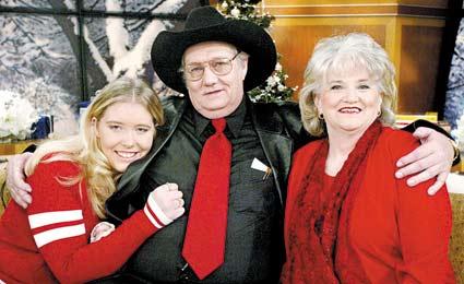 5年前惠特克夺得大奖时与妻子和孙女的合影,而今却物是人非