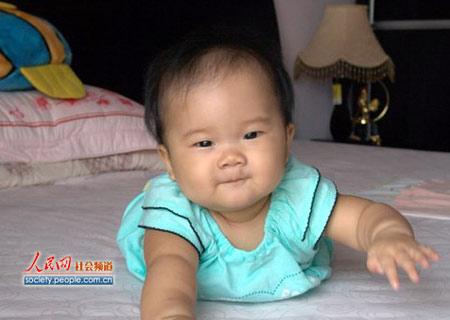 图文:奥组委全球征集儿童笑脸 Q版儿童笑脸