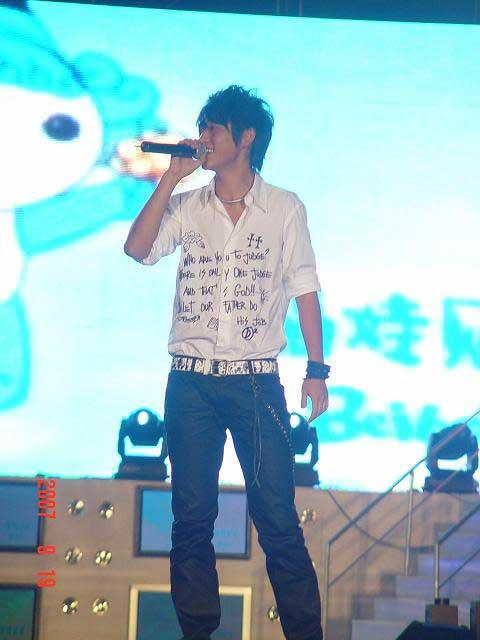 魏晨演唱《少年游》