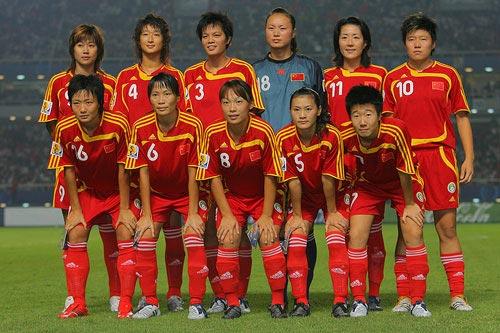 中国首发11人