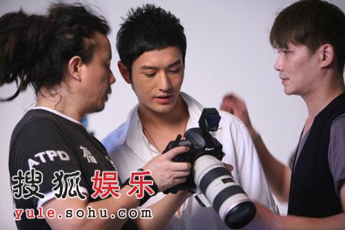 与摄影师沟通