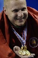 图文:男子85公斤级 白俄罗斯里巴库夺取三金
