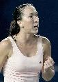图文:[中网]扎维夺女单冠军 扬科维奇满有把握