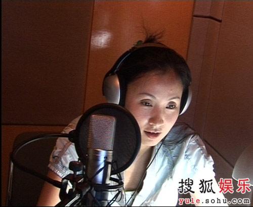 图:《福娃奥运漫游记》超级配音阵容 -  陶虹