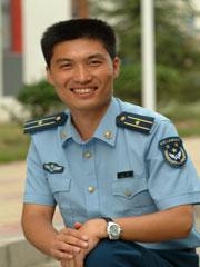火炬手候选人:西安赛区王振