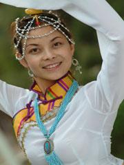 火炬手候选人:西安赛区尕藏吉